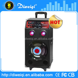 New product Promotion 10 inch built-in tweeter china subwoofers