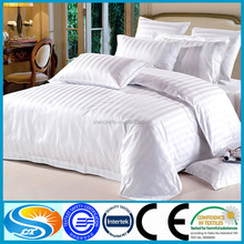 100% cotton bedding fabric for hotel