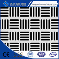 Top quality new design Perforated Metal Deck