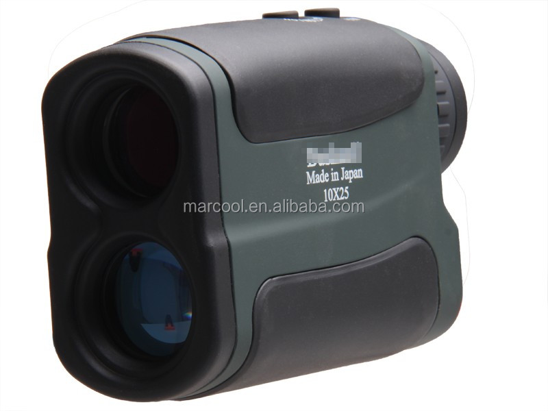 10x25 Laser Rangefinder 5-700m golf range finder scope for long distance measurement
