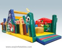 Crazy fun giant Park Inflatable Toys children out door playground for kids