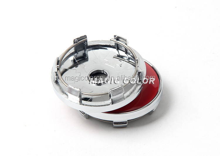 Manufacturer direct sale badge hub cap emblem wheel center for Mercedes benz wheel cap emblem