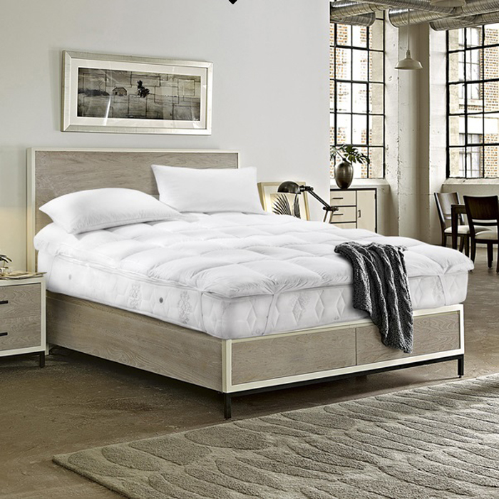 High quality fabric thin mattress protector mattress pad - Jozy Mattress | Jozy.net