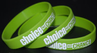 factory directly selling high quality customized Silicone Wrist band with any logo or text design