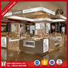 High End Wholesale New Mall Cosmetic Kiosk for Makeup