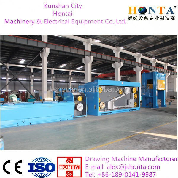 Extruding Usage electric cable production extrusion line