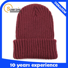 high quality knitted hat, beanie cap and hat winner