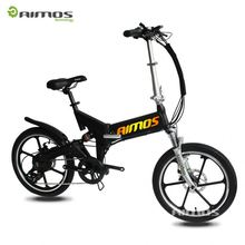36V 1000W Brushless Gearless Hub Motor 250W 20 Inch Folding Electric Bike Ebike Kits Jiangsu