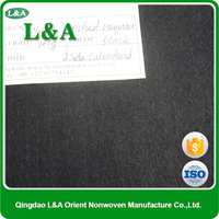 100% Polyester Non Woven Needle Punched Felt For European Market