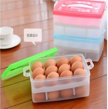 J452 plastic egg storage box, egg storage container , egg preservation box