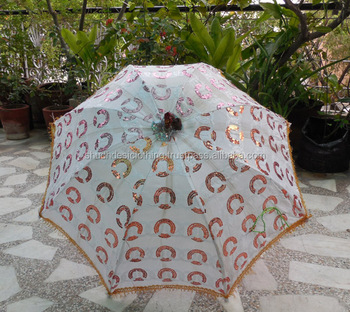 Wholesale Lots of Rajasthani Handmade Sun Umbrella