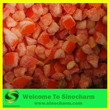 Frozen Chopped Tomato, IQF diced Tomato