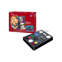 Hot selling halloween face paint makeup kit