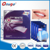 low hydrogen peroxide teeth whitening strip