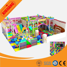 Big discount for Funny Games Naughty Fort, indoor soft commercial playground