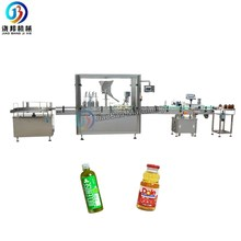 200ml Automatic juice bottling machine for milk liquid filling machine