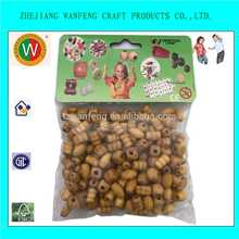 Wanfeng wholesale wood beads for sale in a low price wooden kitchen furniture