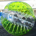 Best price and high quality loopy balls inflatable body zorbing bubble ball TB037