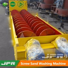 Environment friendly Screw Type Sand Washing Machine price for sale