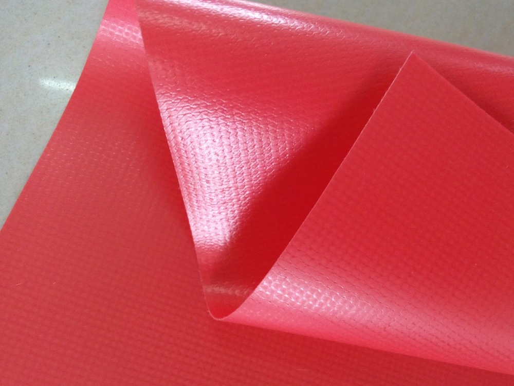 0.38mm inflatable vinyl material for inflatable castle manafactures direct