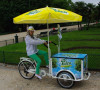 Front Load Tricycle Ice Cream Bike for sales