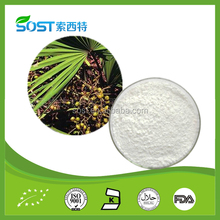 Saw palmetto extract palm fatty acid price with super quality