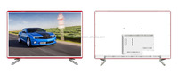 50 inch led tv smart Android 4k 3D flat curved tv with samsung BOE panel china tv price