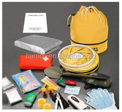 new design Wholesale earthquake emergency survival kit