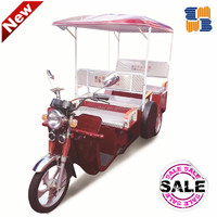 2015 3 wheeler e-rickshaw for India market with top quality, best quality for asia market