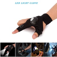 Alibaba China LED Gloves Magic Strap