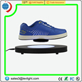 LED lights magnetic floating model shoes hanger