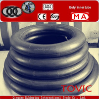 Butyl Motorcycle Inner Tube Tyre 300/325-17 low price 300-18/17 manufacturer