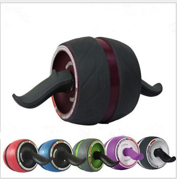 High Strenght Abdominal Muscle Trainer Wheel Ab Roller