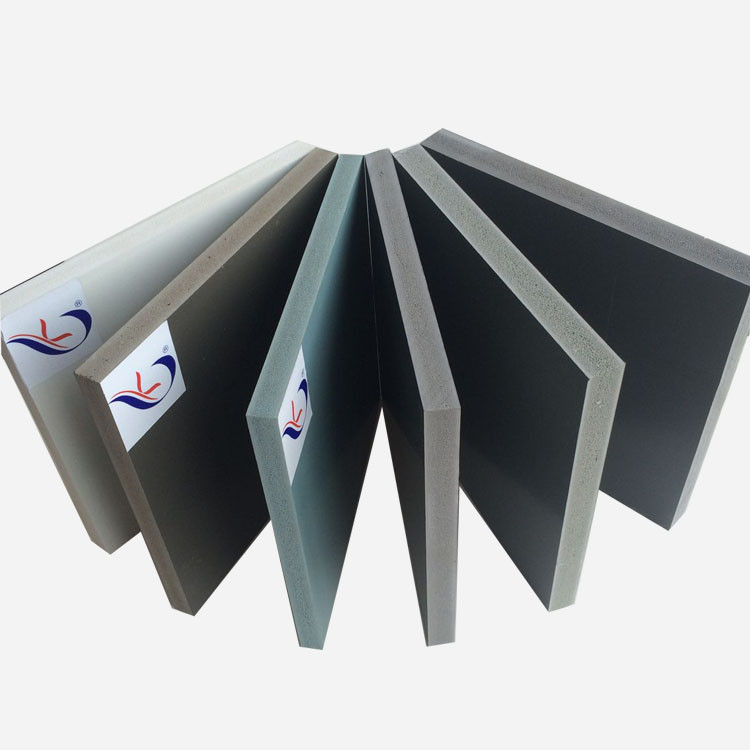 China manufacturer Pvc Sheet For Slab Formworks at best price