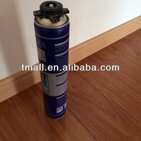 750ml PU foam sealant/crack filling foam