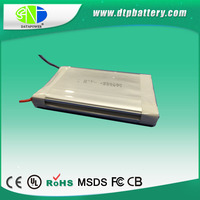 Hot Sale China Alibaba 3.7v 8000mAh energy storage battery