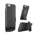 Customized Decorative Holster Combo Belt Clip Case for iPhone 6 6s