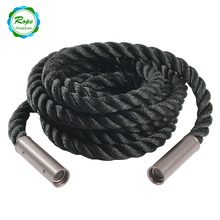 OEM Strength Power Training Crossfit Custom Color Battle Ropes For Exercise