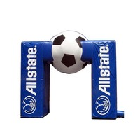Durable PVC inflatable advertising arch for sports F5033