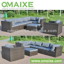 2012 New design 7 pcs outdoor garden furniture sofa sets