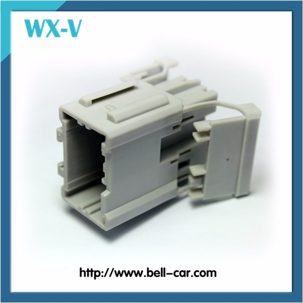 8 Way Pin tyco et amp type Auto Electrical Male Connectors