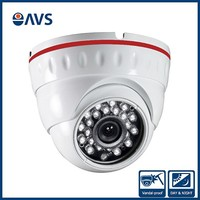 1.3 megapixel 960P IR P2P function security Dome CCTV WIFI Camera with metal casing