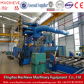 Metal sheet rust removing machine metal surface polishing machine