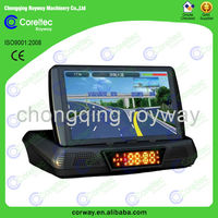 Touch screen car GPS navigator, 3.5-8 inch gps tracking