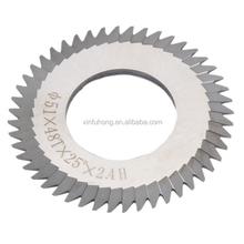 Tungsten carbide disc saw blades/ disc cutters