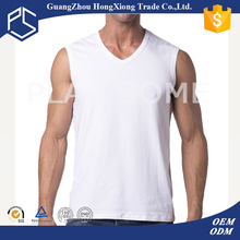 80% cotton 20% polyester man's branded fashion blank muscle dry fit t-shirts