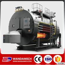 wood burning stove/wood pellet steam boiler generator