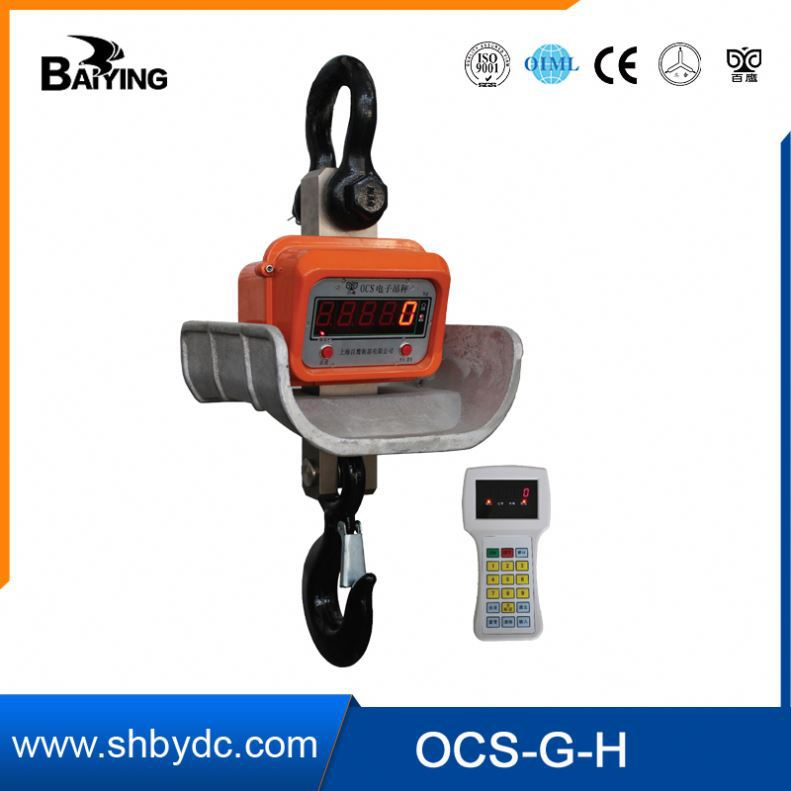 Top quality hydraulic crane scale