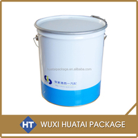 conical steel drum, open head steel drum for paint/ coating/ ink and other chemicals