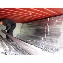Drywall Partition Galvanized Metal Stud And Track For Construction